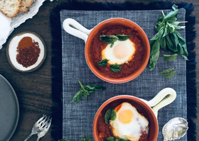 Quick & Easy Shakshuka