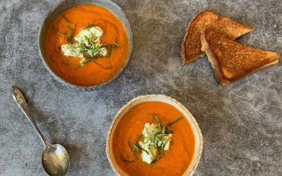 The Best Creamy Tomato Soup